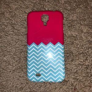 Galaxy S4 Chevron Phone Case